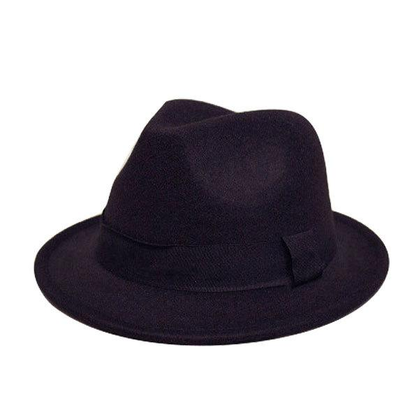 帽子 中折れ フェルトハット 中折れ フェルト帽 中折れハット S M キッズハット 子ども用 無地 メンズ レディース 親子帽子 FELT HAT 3020|bbdirect|09