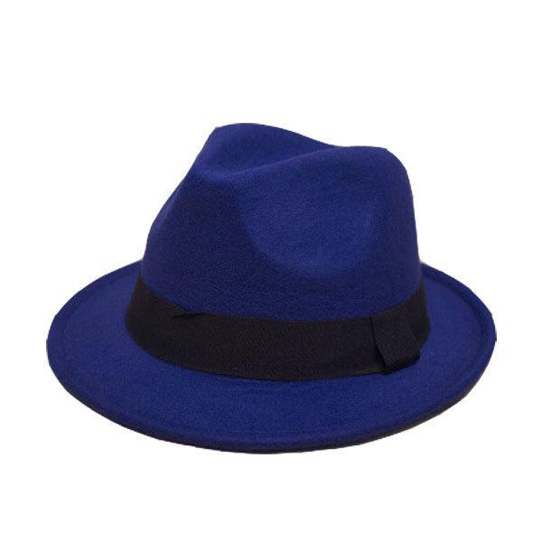 帽子 中折れ フェルトハット 中折れ フェルト帽 中折れハット S M キッズハット 子ども用 無地 メンズ レディース 親子帽子 FELT HAT 3020|bbdirect|11