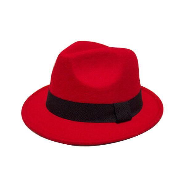 帽子 中折れ フェルトハット 中折れ フェルト帽 中折れハット S M キッズハット 子ども用 無地 メンズ レディース 親子帽子 FELT HAT 3020|bbdirect|14