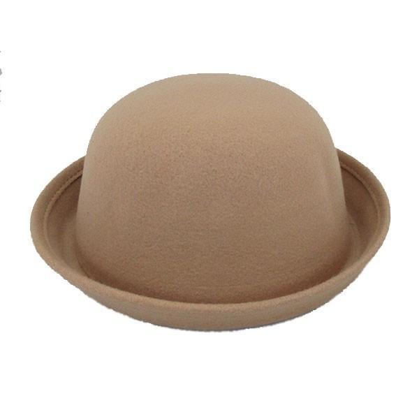 ボーラーハット 帽子 フェルトハット 猫耳 ネコ耳 キッズハット メンズ レディース 子供用 フェルト帽 親子帽子 S M HAT 324|bbdirect|17