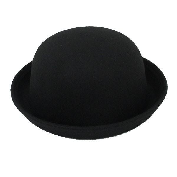 ボーラーハット 帽子 フェルトハット 猫耳 ネコ耳 キッズハット メンズ レディース 子供用 フェルト帽 親子帽子 S M HAT 324|bbdirect|12
