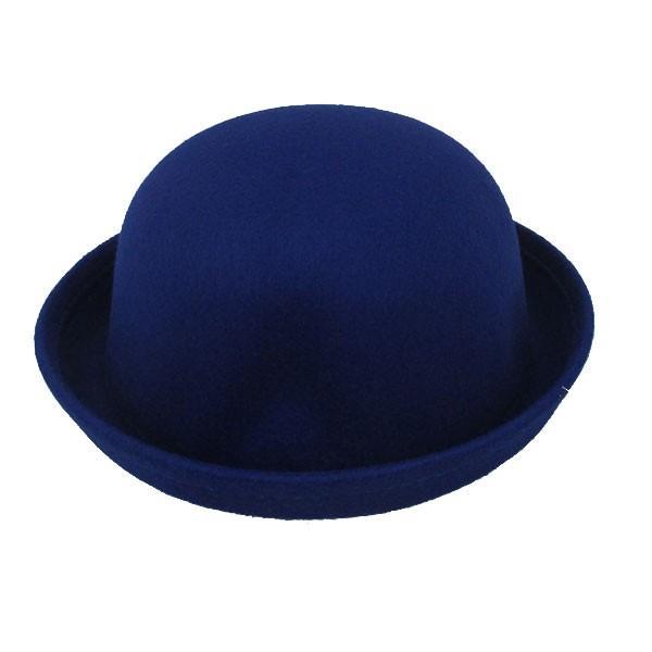 ボーラーハット 帽子 フェルトハット 猫耳 ネコ耳 キッズハット メンズ レディース 子供用 フェルト帽 親子帽子 S M HAT 324|bbdirect|15