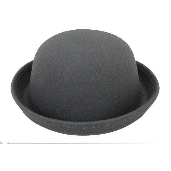 ボーラーハット 帽子 フェルトハット 猫耳 ネコ耳 キッズハット メンズ レディース 子供用 フェルト帽 親子帽子 S M HAT 324|bbdirect|16