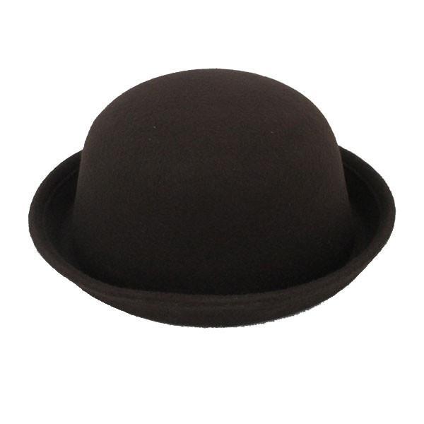 ボーラーハット 帽子 フェルトハット 猫耳 ネコ耳 キッズハット メンズ レディース 子供用 フェルト帽 親子帽子 S M HAT 324|bbdirect|13