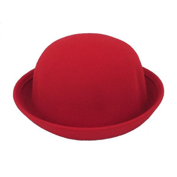 ボーラーハット 帽子 フェルトハット 猫耳 ネコ耳 キッズハット メンズ レディース 子供用 フェルト帽 親子帽子 S M HAT 324|bbdirect|18
