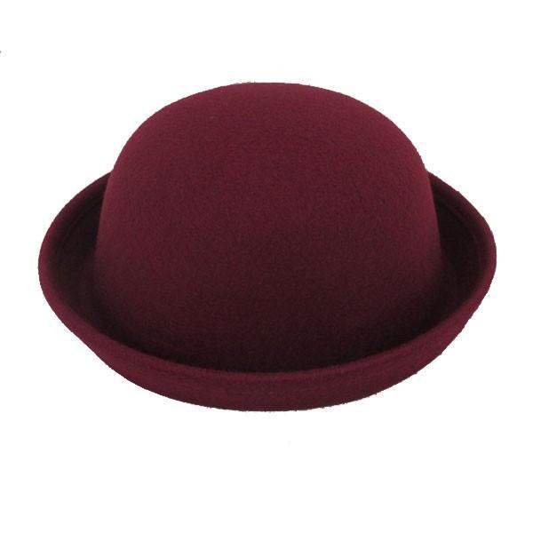 ボーラーハット 帽子 フェルトハット 猫耳 ネコ耳 キッズハット メンズ レディース 子供用 フェルト帽 親子帽子 S M HAT 324|bbdirect|19