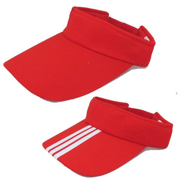 シンプルな サンバイザー 帽子 無地 メッシュ ランニングキャップ UVカット 日よけ 紫外線防止 ハット メンズ レディース SUNVISOR CAP 5531|bbdirect|12