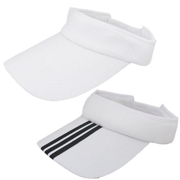 シンプルな サンバイザー 帽子 無地 メッシュ ランニングキャップ UVカット 日よけ 紫外線防止 ハット メンズ レディース SUNVISOR CAP 5531|bbdirect|15