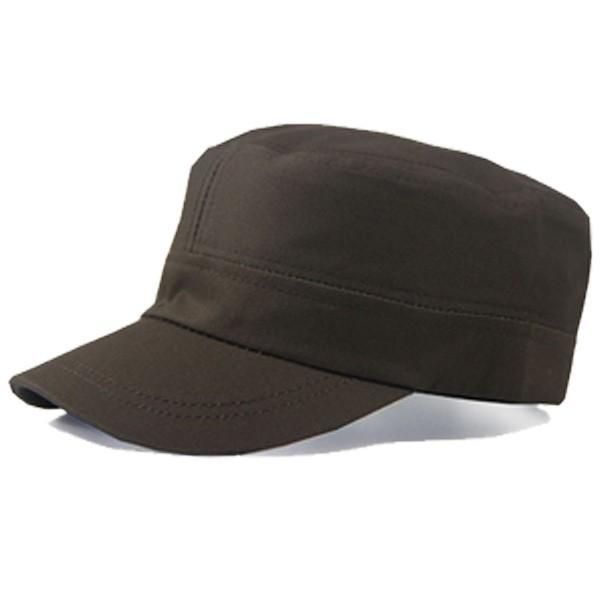 コットン ワークキャップ 帽子 無地 キャップ 綿 迷彩 ミリタリー風 軍帽子メンズ レディース CAP 6113|bbdirect|11