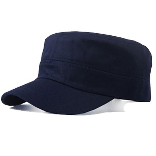 コットン ワークキャップ 帽子 無地 キャップ 綿 迷彩 ミリタリー風 軍帽子メンズ レディース CAP 6113|bbdirect|12