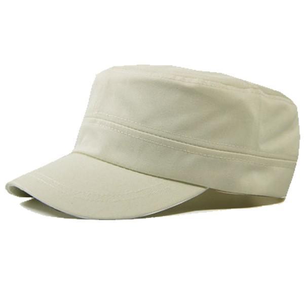 コットン ワークキャップ 帽子 無地 キャップ 綿 迷彩 ミリタリー風 軍帽子メンズ レディース CAP 6113|bbdirect|15