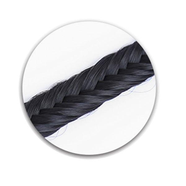 三つ編み エクステ フィッシュボーン 編み込みヘア ウィッグ エクステンション 前髪 ワンタッチ つけ毛 つけ毛 ウイッグ 耐熱 ポイントウィッグ WIG EXT 016|bbdirect|06