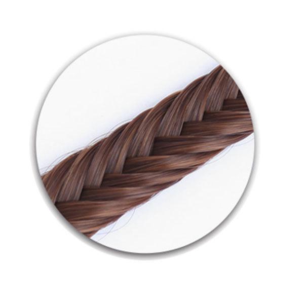 三つ編み エクステ フィッシュボーン 編み込みヘア ウィッグ エクステンション 前髪 ワンタッチ つけ毛 つけ毛 ウイッグ 耐熱 ポイントウィッグ WIG EXT 016|bbdirect|08