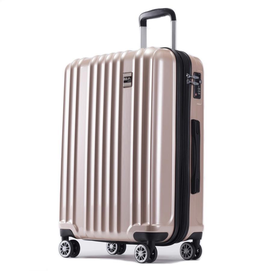 スーツケース Lサイズ 大型 軽量 旅行用品 キャリーケース キャリーバッグファスナー TSAロック 大容量|bbmonsters|19