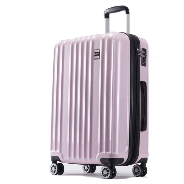 スーツケース Mサイズ 中型 軽量 旅行用品 キャリーバッグ ハードケース ファスナー|bbmonsters|20