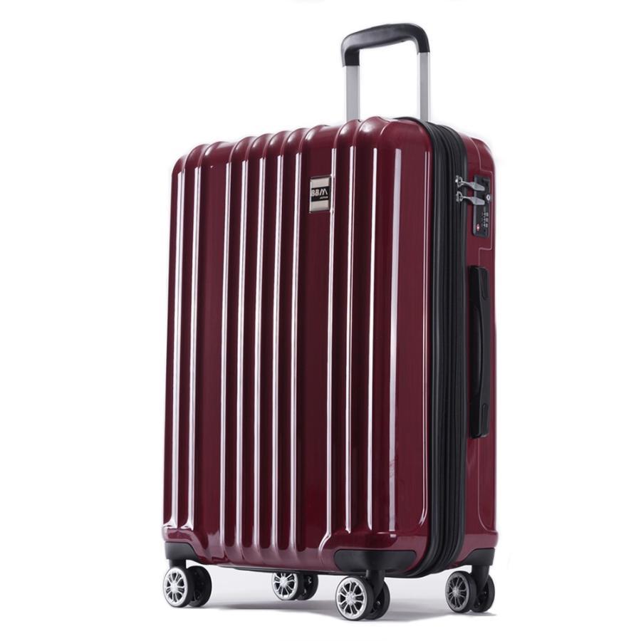 スーツケース Lサイズ 大型 軽量 旅行用品 キャリーケース キャリーバッグファスナー TSAロック 大容量|bbmonsters|22