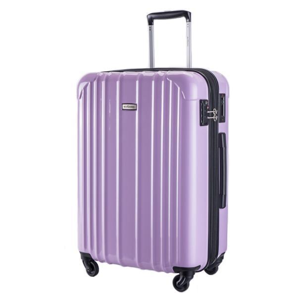スーツケース 大型 軽量 ハードケース キャリーバッグ キャリーケース ファスナー 日乃本錠前 グリスパック キャスターストッパー 5泊〜10泊|bbmonsters|09