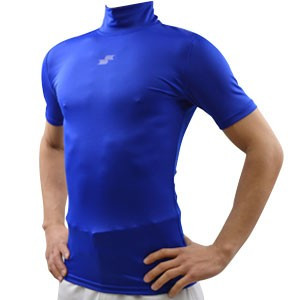 SSK フィットアンダーシャツ 野球 丸首 ハイネック 半袖  7分袖 一般用 限定 BU1516 男性  メンズ メール便可|bbtown|11