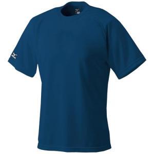 ミズノ ベースボールシャツ 野球 丸首 52LB138 メール便可|bbtown|07