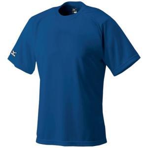 ミズノ ベースボールシャツ 野球 丸首 52LB138 メール便可|bbtown|08