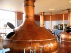 オルヴァル醸造所ビール煮沸釜