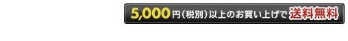 10,000円(税別)以上のお買い上げで送料無料