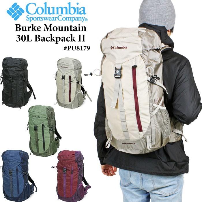 8952896f3abb >>SPECスペック. 商品, Columbia バークマウンテン 30L バックパック II