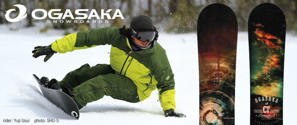 OGASAKA SNOWBOARD