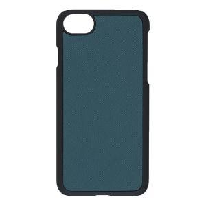 【強化ガラスフィルム付き】【DM便送料無料】 iPhoneXR iPhoneXS XSMax X iPhone8 Plus iPhone7 iPhone6s iPhoneケース サフィアーノレザー ハードケース|beaute-shop|24