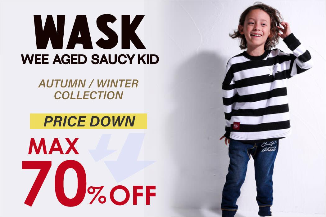 waskMAX70%OFF