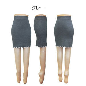 小さいサイズの ニットミニスカート w242482 【S】3号〜5号 bee-fit 06