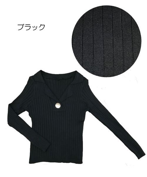 小さいサイズの ジャケット風 長袖カットソー w272480 Sサイズ5号