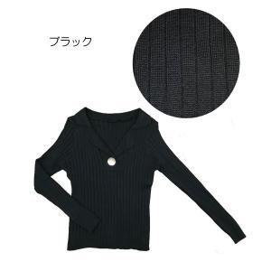 小さいサイズの ジャケット風 長袖カットソー w272480 【S】5号|bee-fit|06