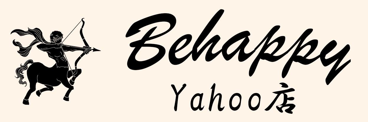BeHappyヤフー店 ロゴ