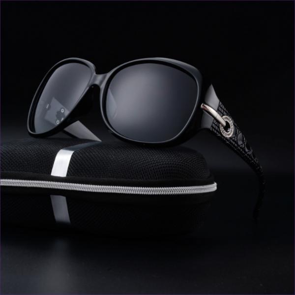 サングラス 偏光 UV400 機能的 ケース付き おしゃれ かっこいい かわいい デート 旅行 女子会 送料無料|befun|20