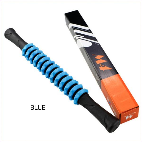 マッサージ棒 筋膜ローラー むくみとり マッスルローラー マッサージローラー スティック 筋肉マッサージ棒 マッサージャー 約43cm 送料無料 befun 17