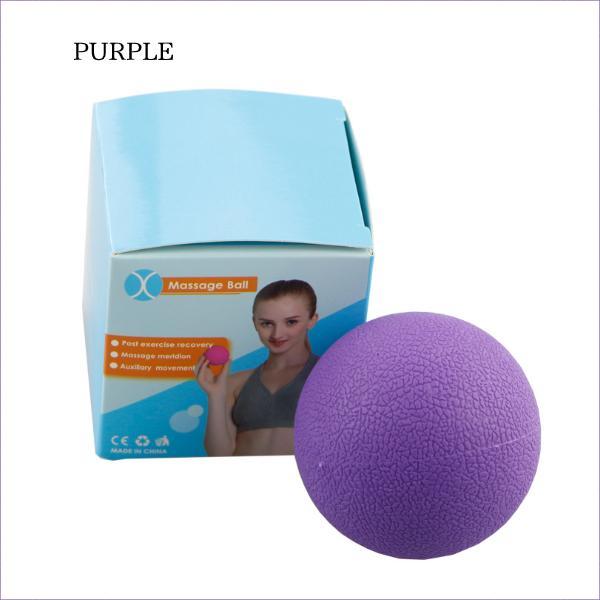 筋膜リリース ボール 筋膜ボール きんまくリリース ボール トリガーポイント マッサージボール 筋肉マッサージ シングルボール S 約6.5cm 送料無料|befun|17