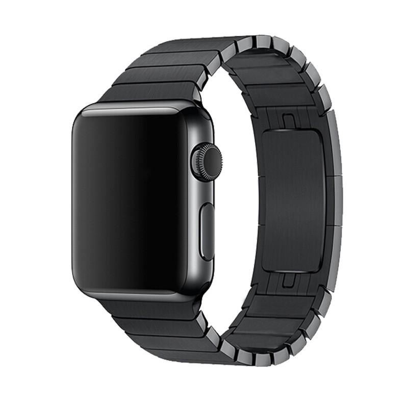 Apple Watch 44 / 42 mm ステンレス 高級 ブレスレット バンド /Elegant Series Link Bracelet