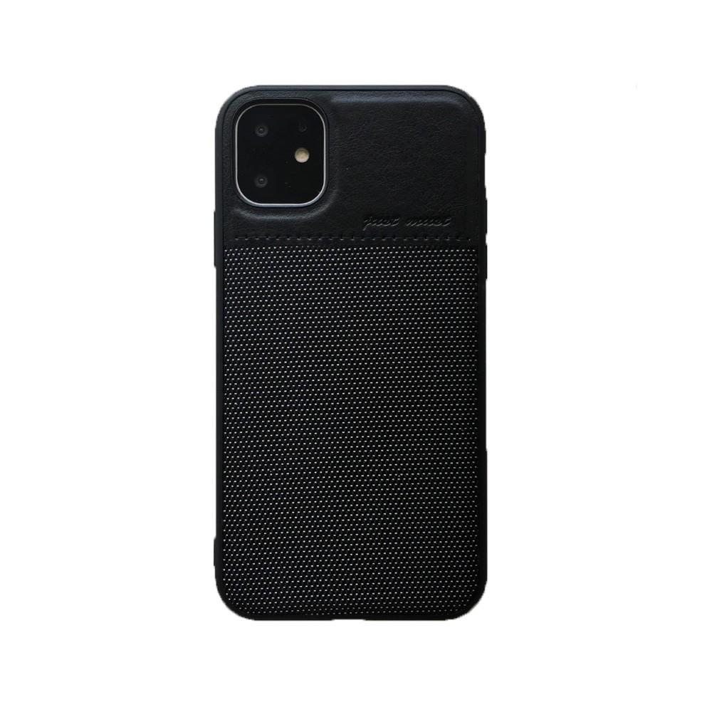 2019 iPhone 6.1 バックカバー 落ち着いた雰囲気 手触りが良い ノスタルジックデザインケース/Comforts Case