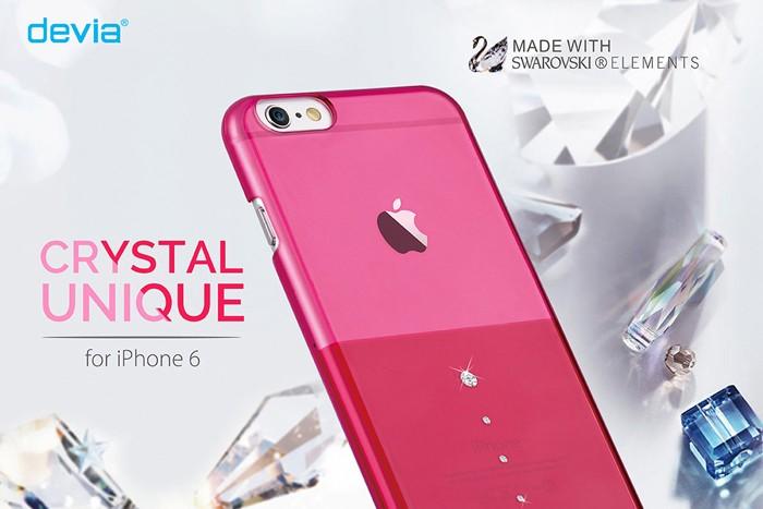 iPhone用の高品質アクセサリーメーカー Deviaの画像