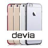 iPhoneのデザインを生かす薄くて軽いハイセンスなケースブランド Deviaの画像