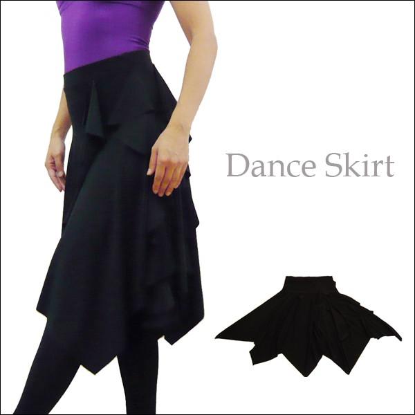 ダンススカート・4