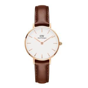 国内正規品 ダニエルウェリントン Daniel Wellington 腕時計  レディース Classic PETITE/クラシック ペティット 28mm レザーベルト|bellmart|10