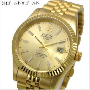 ELGIN エルジン 腕時計 ウォッチ メンズ FK1422TG-G FK1422TG-B FK1422G-G FK1422G-B|bellmart|13
