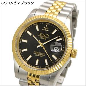 ELGIN エルジン 腕時計 ウォッチ メンズ FK1422TG-G FK1422TG-B FK1422G-G FK1422G-B|bellmart|12