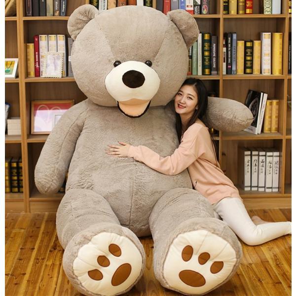 ぬいぐるみ くま テディベア 大きい コストコ 抱き枕 クッション かわいい 誕生日プレゼント  130cm|beluhappines|21