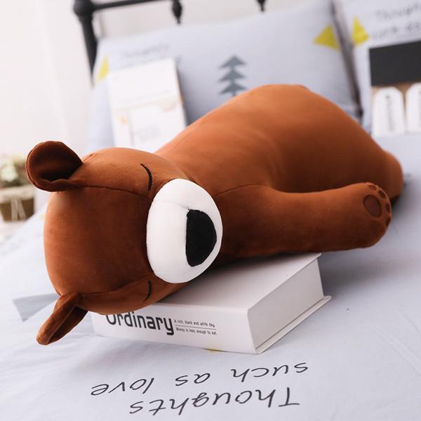 ぬいぐるみ クッション 動物 抱き枕 柴犬 うさぎ パンダ くま ねこ ふわふわ 誕生日プレゼント45cm|beluhappines|11