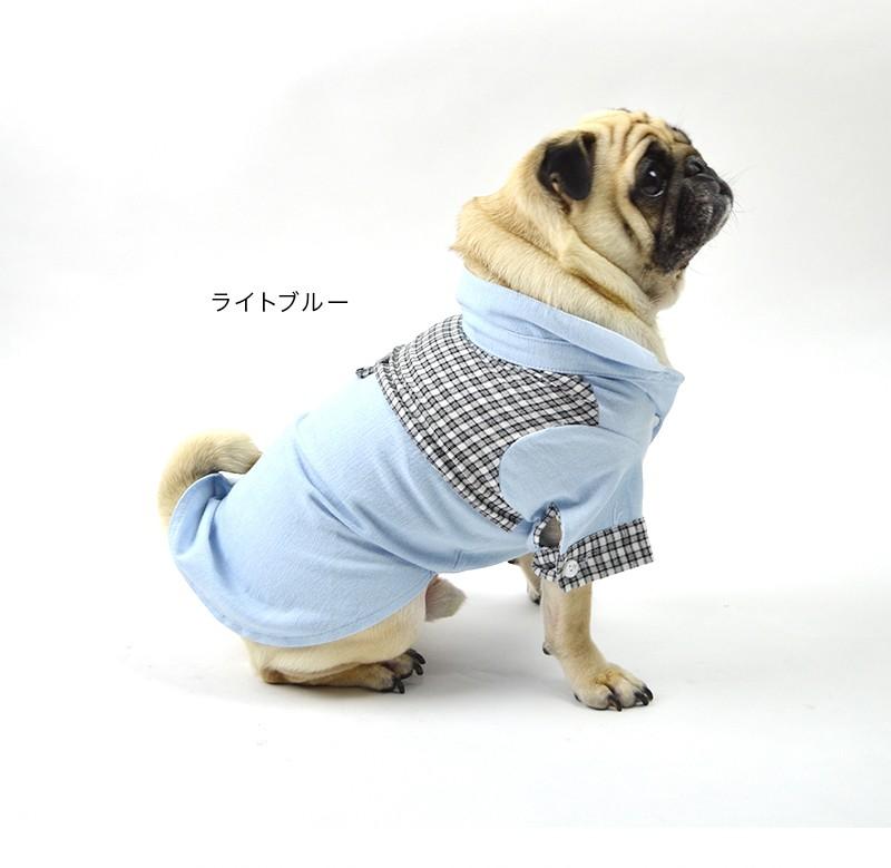 べストフレンズ, BestFriends, 犬服, 犬の服, ドッグウェア, シャツ, Yシャツ, デニム, デニムシャツ, チェック, チェックシャツ