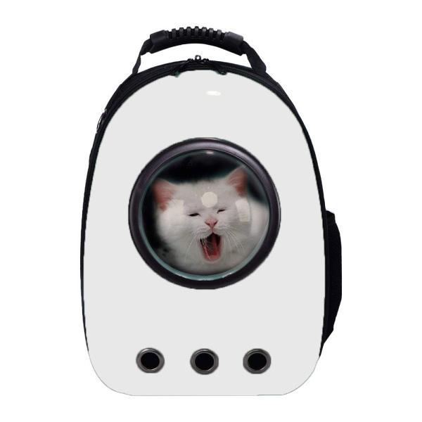 新色追加 選べる10色 猫用キャリーバッグ ペット キャリー バッグ おさんぽ リュック ペットバッグ バック 旅行 お出かけ 散歩 子供 子ども|bestanswe|19