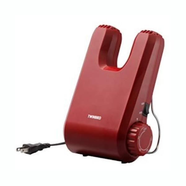 くつ乾燥機 靴乾燥機 雨 雪 梅雨 人気 ランキング SD-4546R レッド ブラウン bestexcel 02